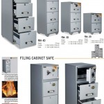 Fireproof Cabinet Bossini