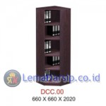 Expo - Lemari Arsip Sudut Tanpa Pintu type DCC-00