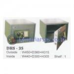 Brankas Hotel Electronic SafeDHS-35